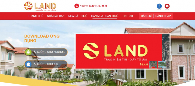 Công ty cổ phần bất động sản Sland