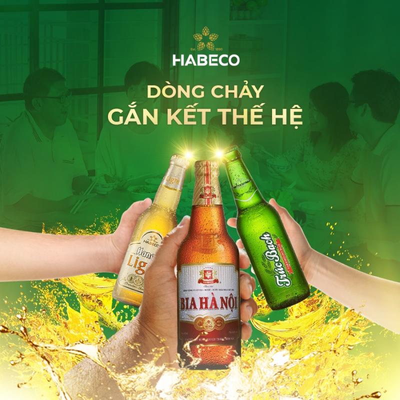 Công ty cổ phần Bia - Rượu - Nước giải khát Hà Nội