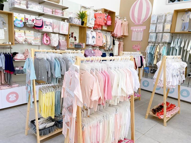 Top 5 shop mẹ và bé nổi tiếng nhất Đồng Nai