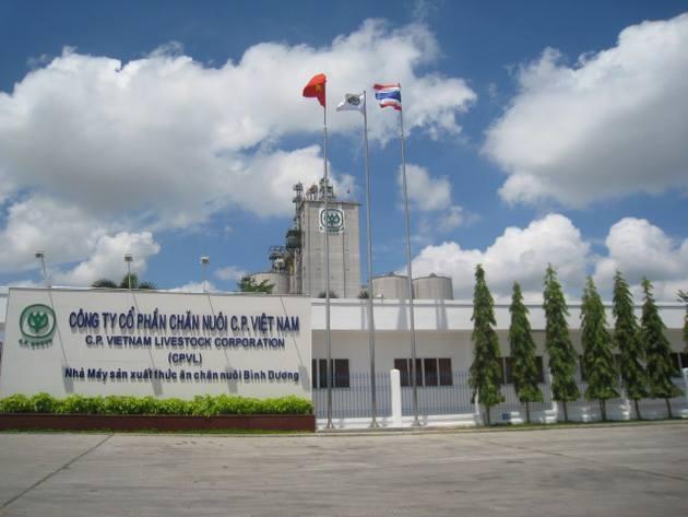 Công ty Cổ phần Chăn nuôi C.P. Việt Nam