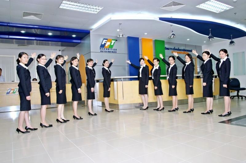 FPTS - công ty lớn nhất sàn chứng khoán Việt Nam