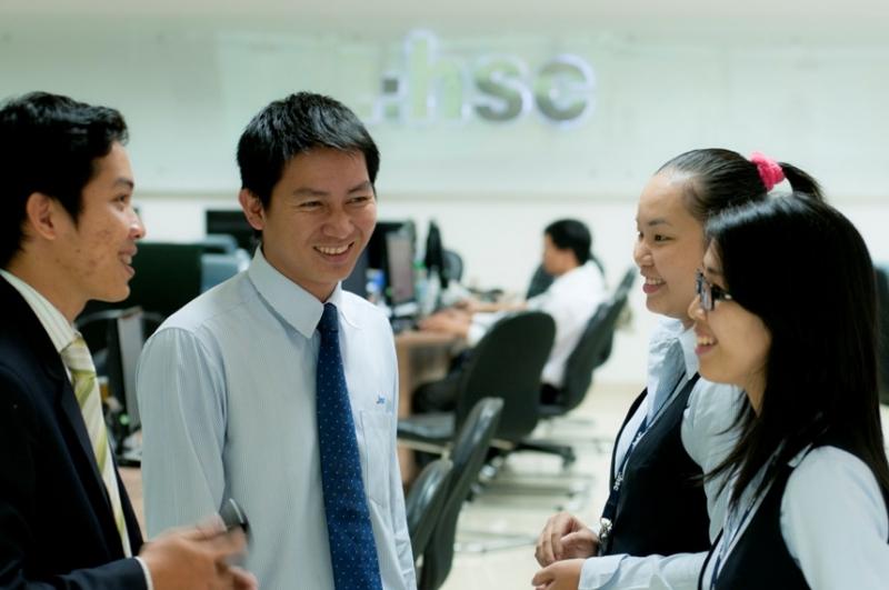 Đội ngũ nhân viên lành nghề, sáng tạo và nhiệt tình