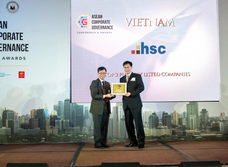 HSC - công ty lớn nhất sàn chứng khoán Việt Nam