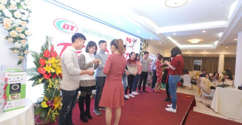 Công ty cổ phần cơ khí nhựa Bình Thuận