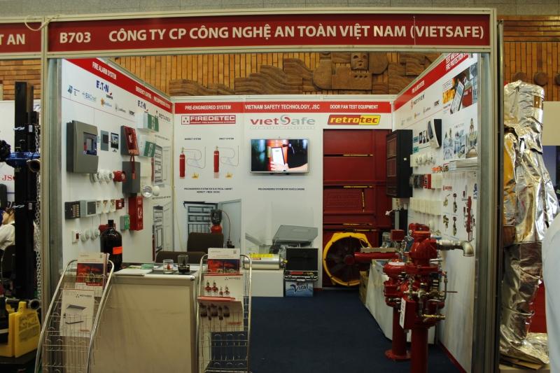 Công Ty Cổ Phần Công Nghệ An Toàn Việt Nam (VIETSAFE.JSC)