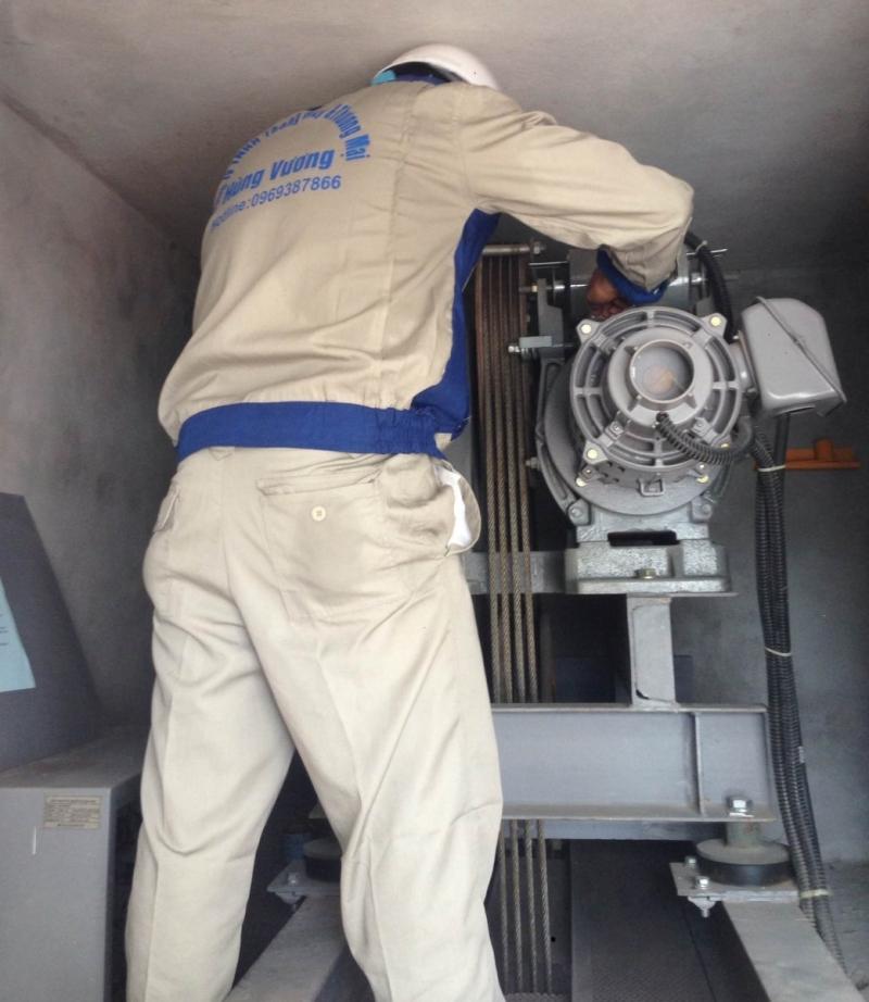 Thang máy Hùng Vương - Công ty sửa chữa và bảo trì thang máy uy tín nhất tại Hà Nội