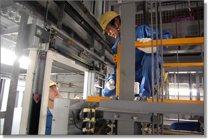 Thang Máy Phương Đông - Công ty sửa chữa và bảo trì thang máy uy tín nhất tại Hà Nội
