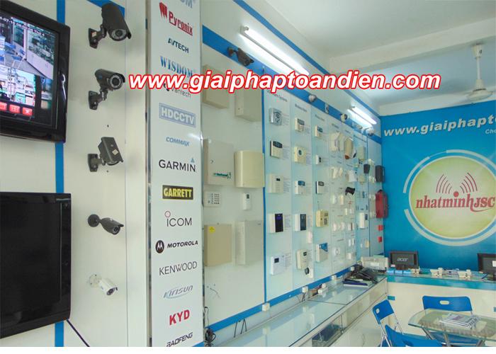 Công ty cổ phần đầu tư TMDV viễn thông Nhật Minh (Nhật Minh JSC)