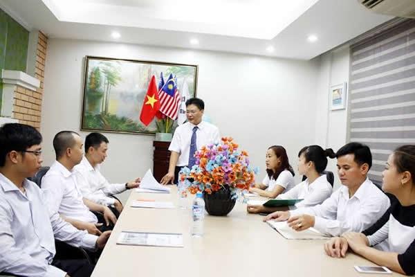 Công ty Cổ phần đầu tư và Thương mại Quốc tế VINASEM Việt Nam