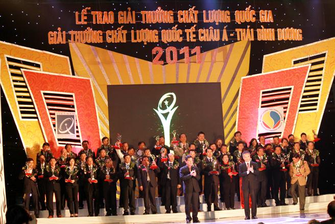 Thương hiệu TAYA đoạt giải thưởng về chất lượng sản phẩm