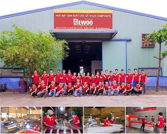 Công ty Cổ phần DEWOO DOOR