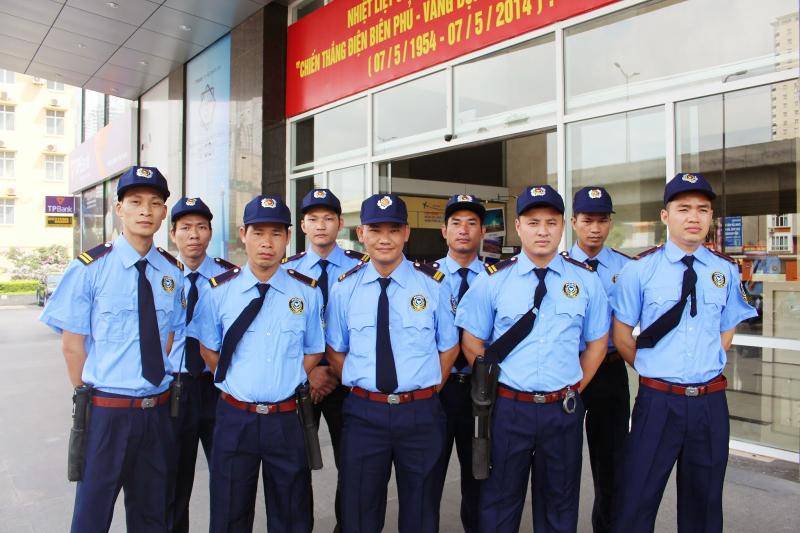 Công ty cổ phần dịch vụ bảo vệ Thanh Niên