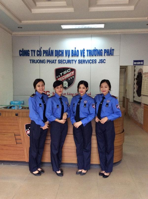 Công ty chuyên cung cấp lực lượng bảo vệ, vệ sĩ chuyên nghiệp.