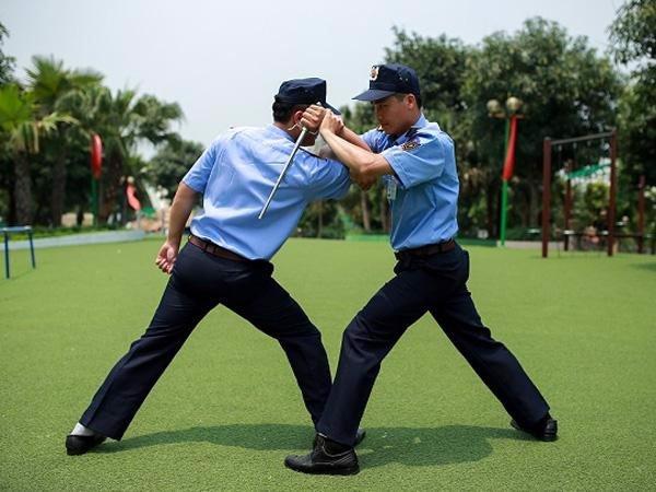 Các bài thực hành cho bảo vệ tại Nam Thiên Long