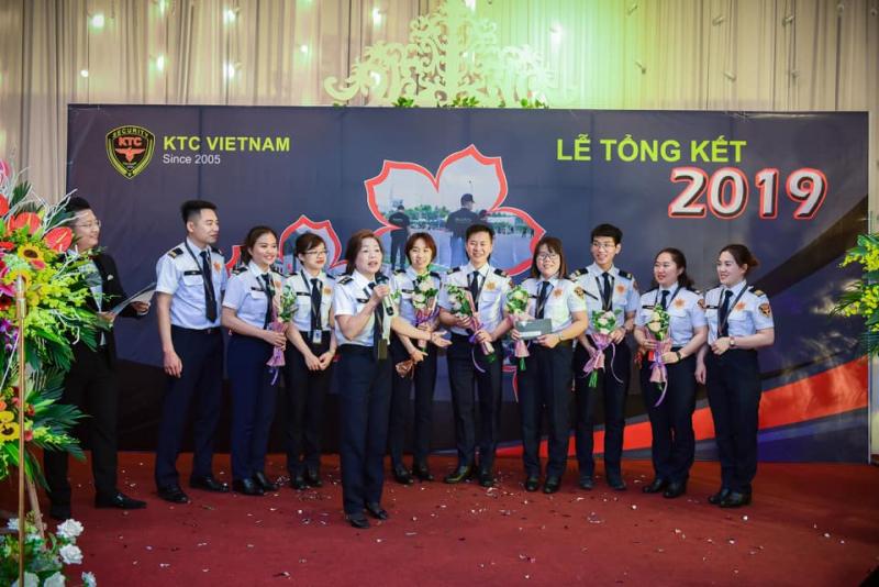 Công ty cổ phần dịch vụ KTC Việt Nam