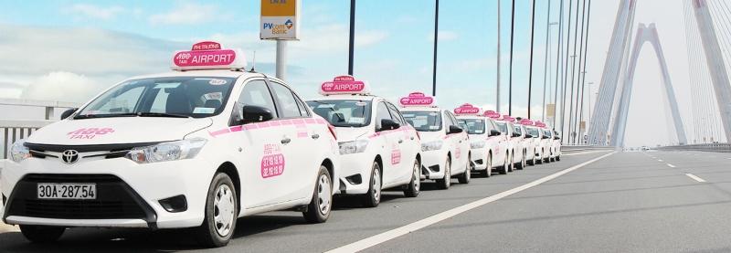 Công ty Cổ phần dịch vụ Taxi ABC
