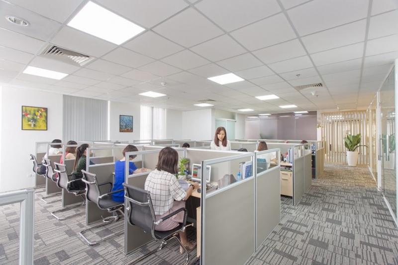 Công Ty nhận cho thuê các văn phòng từ quy mô nhỏ đến quy mô lớn, từ mini cho đến các khu văn phòng sang trọng hạng A.