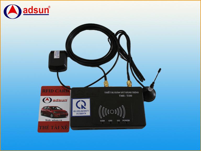 Thiết bị định vị Adsun TMS-T100