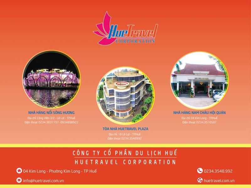 Công ty cổ phần du lịch Huế