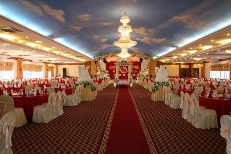 Dịch vụ tiệc cưới