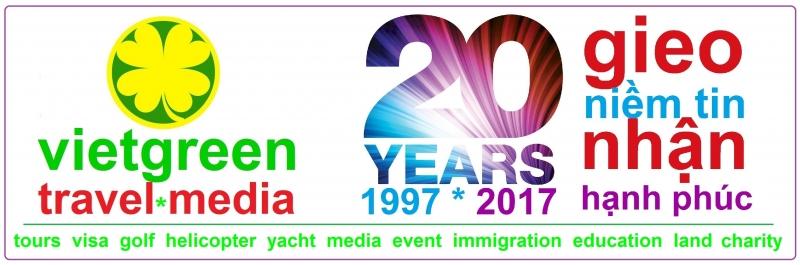 Viet Green kỉ niệm 20 năm hình thành và phát triển