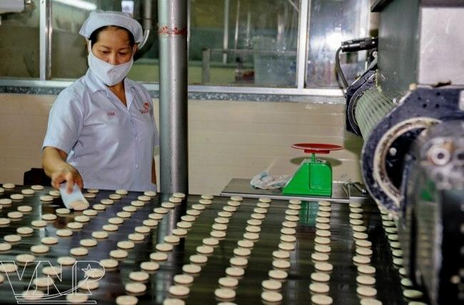 Dây chuyền sản xuất của Bicafun