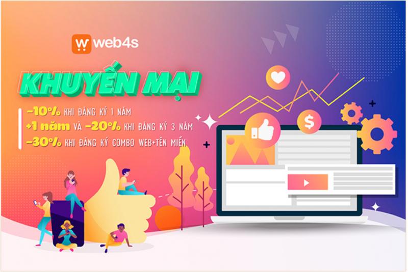 Công ty cổ phần giải pháp công nghệ 4S - WEB4S