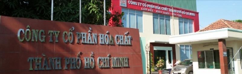 Công ty CP hóa chất TP. Hồ Chí Minh