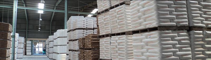 Kho hàng của Công ty cổ phần hóa chất Thành Phố Hồ Chí Minh