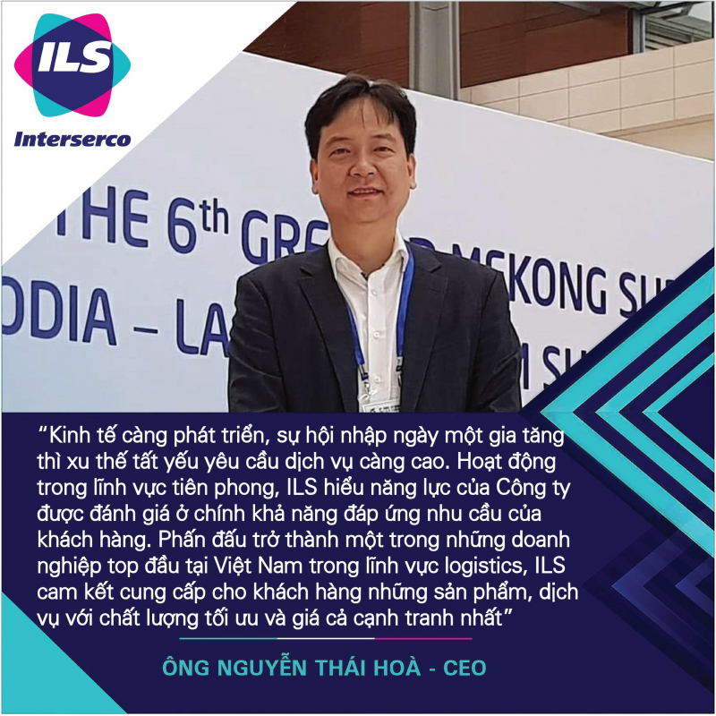 CEO của Interserco Corporation - ILS