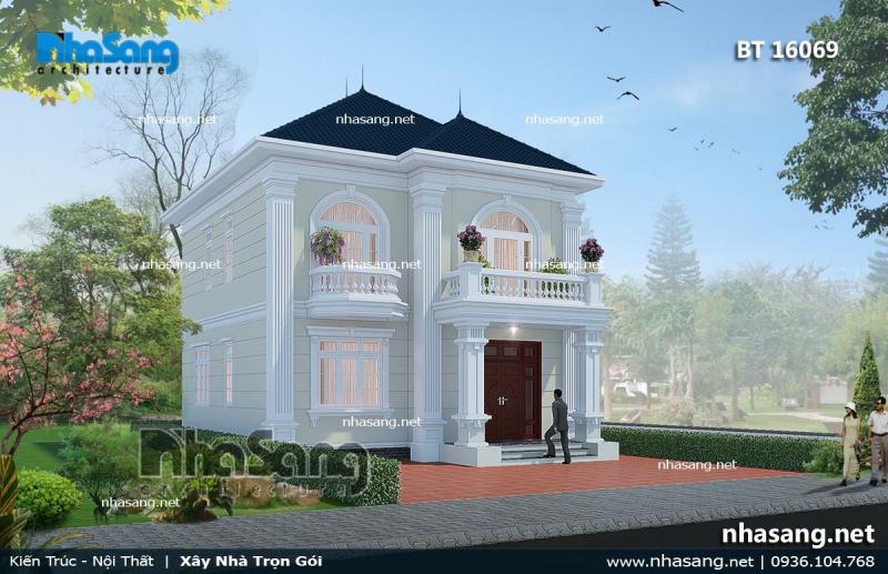 Công ty cổ phần kiến trúc Nhà Sang