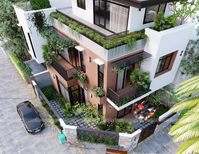 Công ty cổ phần kiến trúc V-HOME
