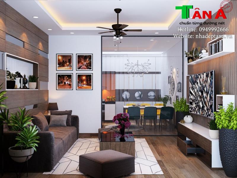 Công ty cổ phần kiến trúc xây dựng Tân Á