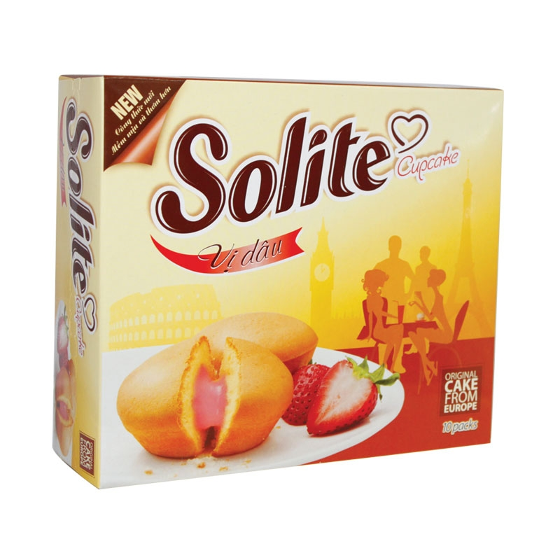 Bánh bông lan Solite