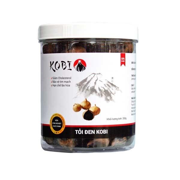 Sản phẩm tỏi đen Kobi