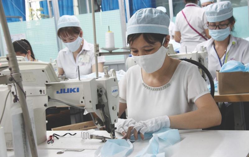 Công ty cổ phần may Đồng Nai