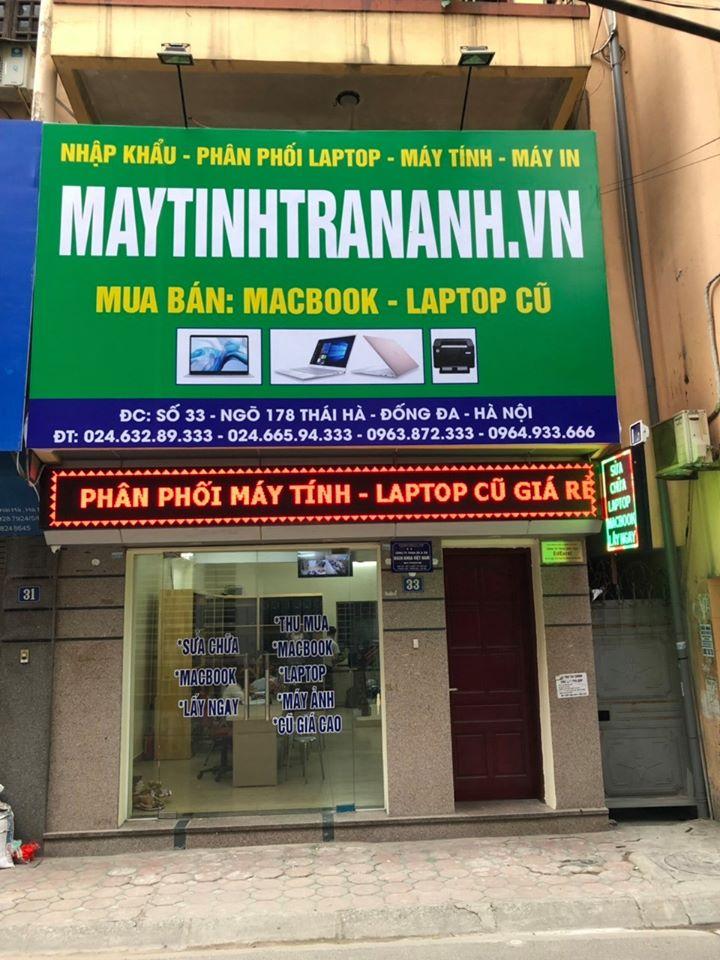 Công ty cổ phần máy tính Trần Anh