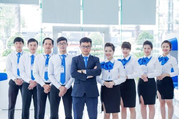 Công ty cổ phần may xuất khẩu Hà Bắc - Bắc Giang