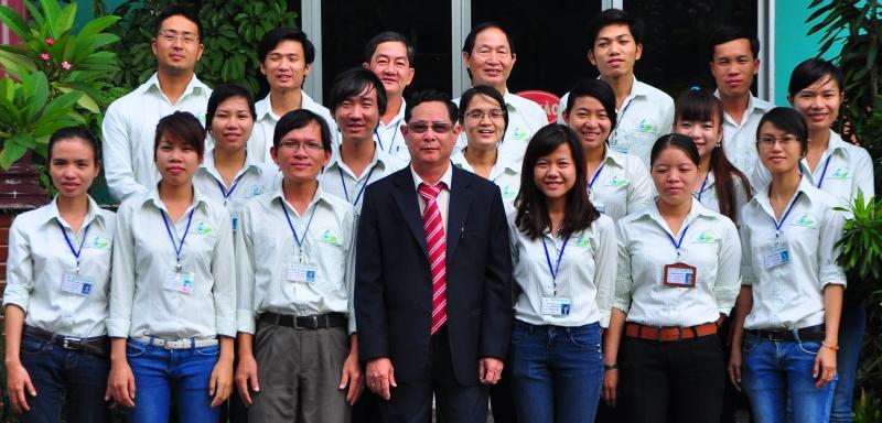 Công ty cổ phần môi trường Xanh VN
