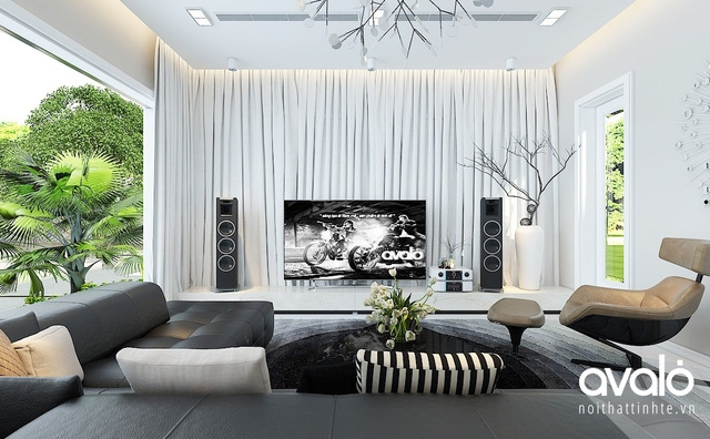Công ty cổ phần nội thất AVALO chuyên cung cấp các thiết kế nội thất, thi công nội thất