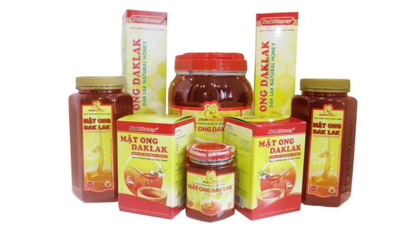 Công ty Cổ phần ong mật Đắk Lắk - DakHoney