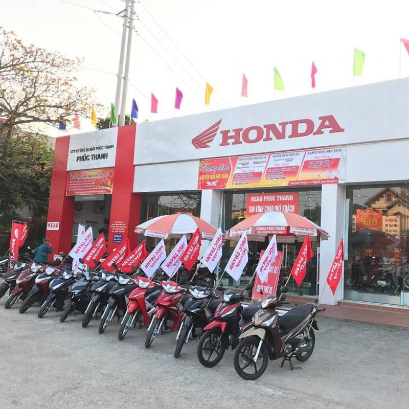 Top 7 đại lý xe máy Honda uy tín và bán đúng giá nhất ở Hải Dương