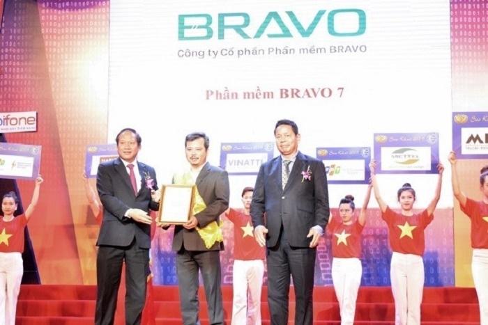Công ty phần mềm Bravo