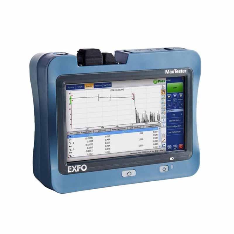 Máy đo quang OTDR cầm tay MAXTESTER 730C