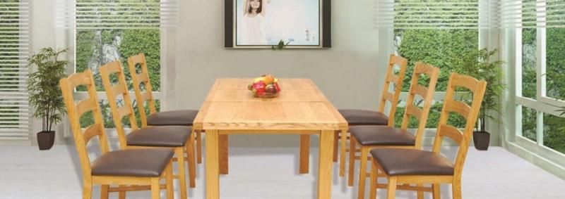 Bộ bàn ăn, sản phẩm của Phước Hưng.