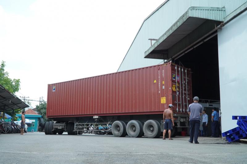Công ty Cổ Phần Proship (Proship Logistics)