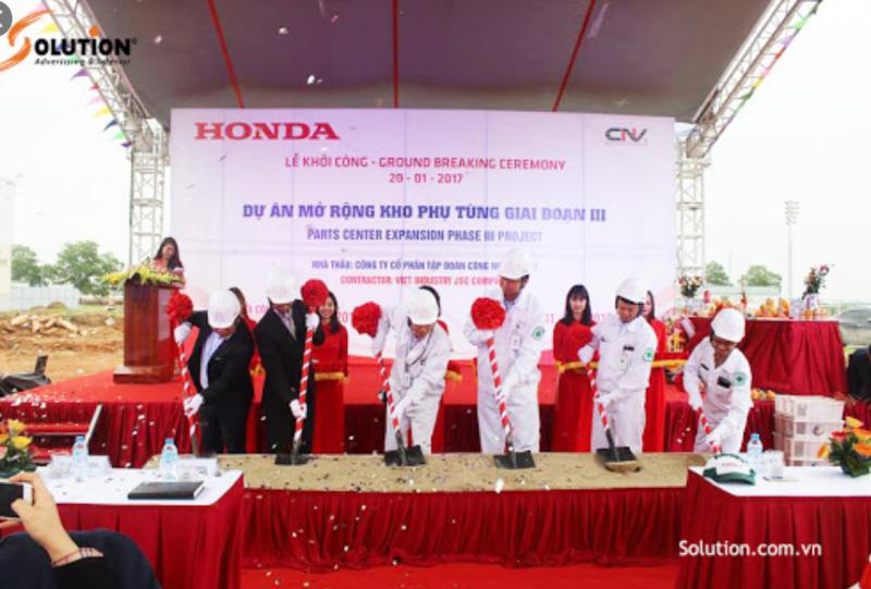 Công ty cổ phần quảng cáo giải pháp Việt Nam Solution