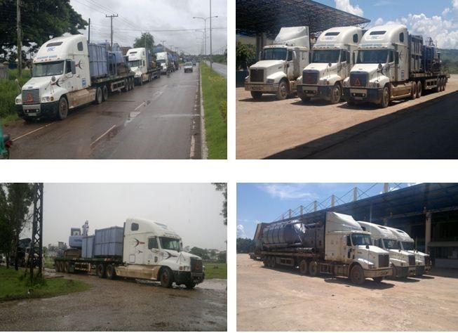 Công ty cổ phần Saigonship Đà Nẵng vận tải Container uy tín
