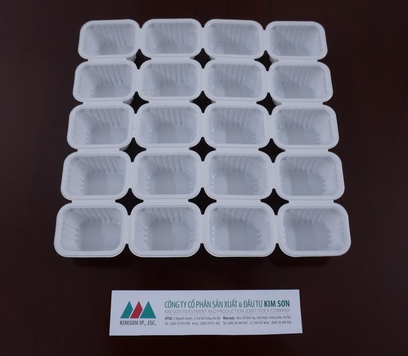 Các sản phẩm của công ty bao gồm các loại bao bì định hình PET, PP, PVC, PS