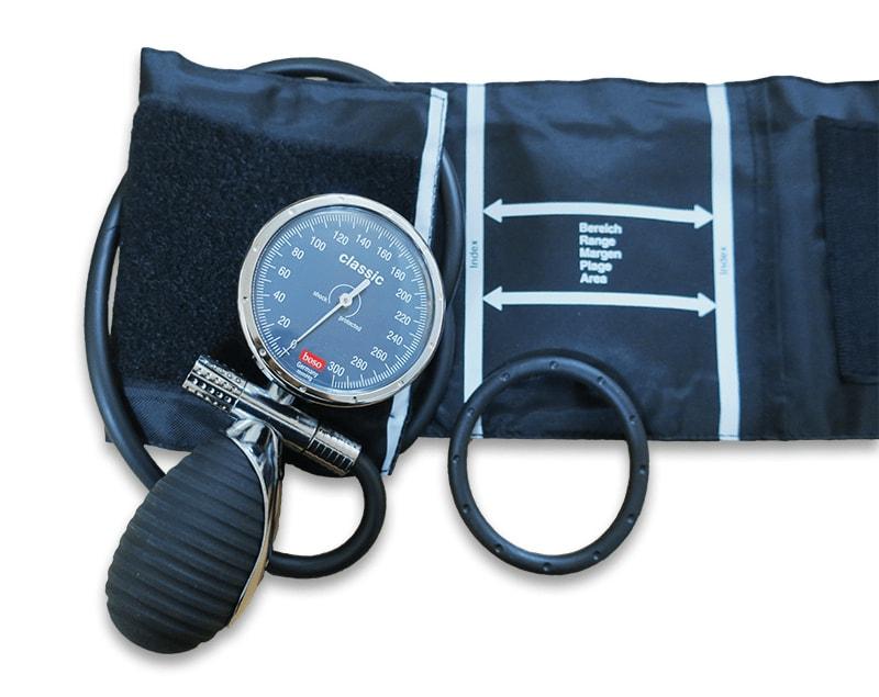 Máy đo huyết áp tại Công ty cổ phẩn Siêu thị Y tế